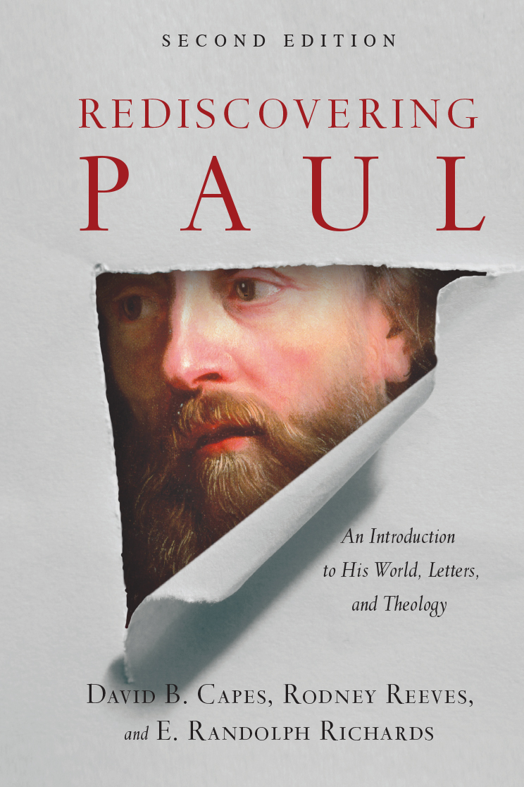 Image result for rediscovering Paul
