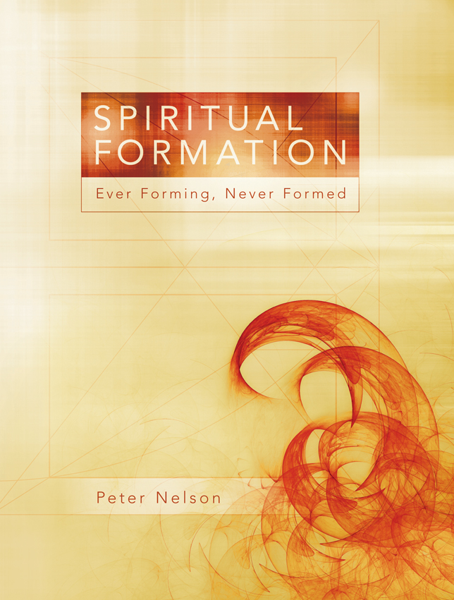 spiritual formation Spiritual formation is a process of becoming more christ-like to accomplish in part through the learning and practice of spiritual disciplines such as meditating on scripture, practicing silence and solitude, and listening to the promptings of the holy spirit.