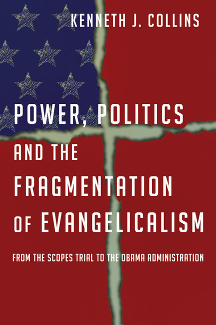 Power, Politics and the Fragmentation of Evangelicalism