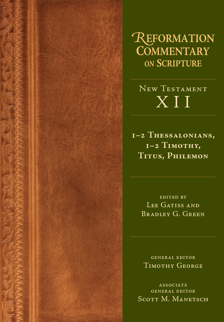 1-2 Thessalonians, 1-2 Timothy, Titus, Philemon