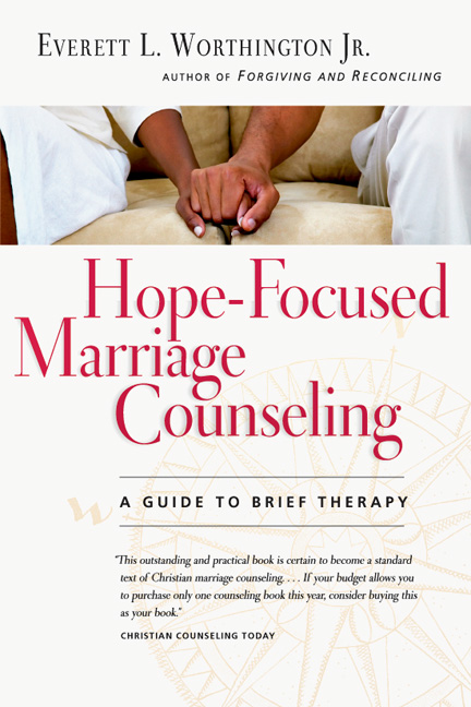 Hope-Focused Marriage Counseling