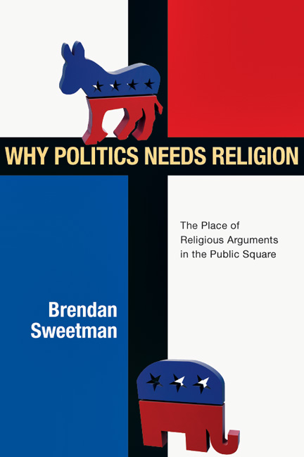 Why Politics Needs Religion