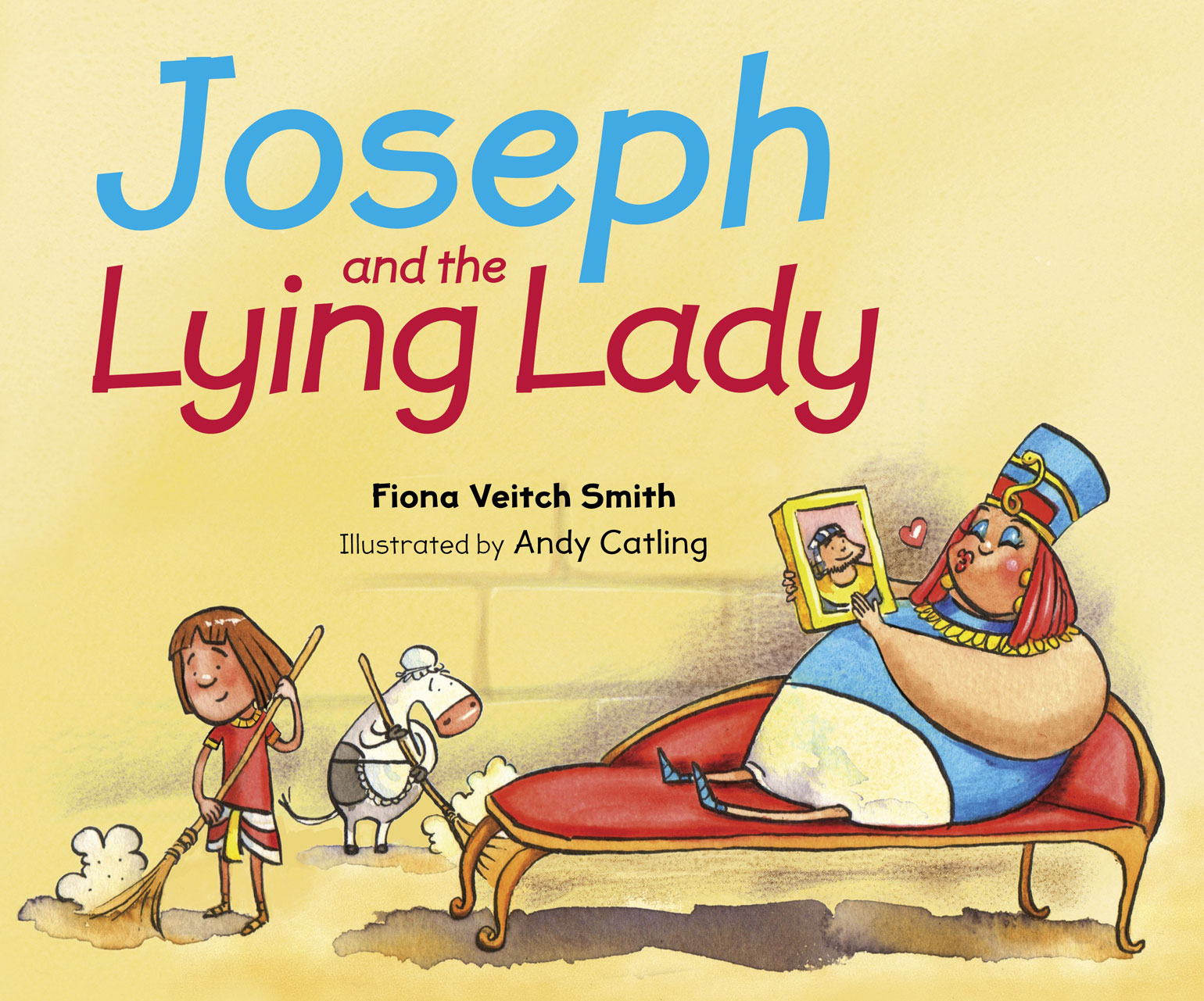 Joseph and the Lying Lady