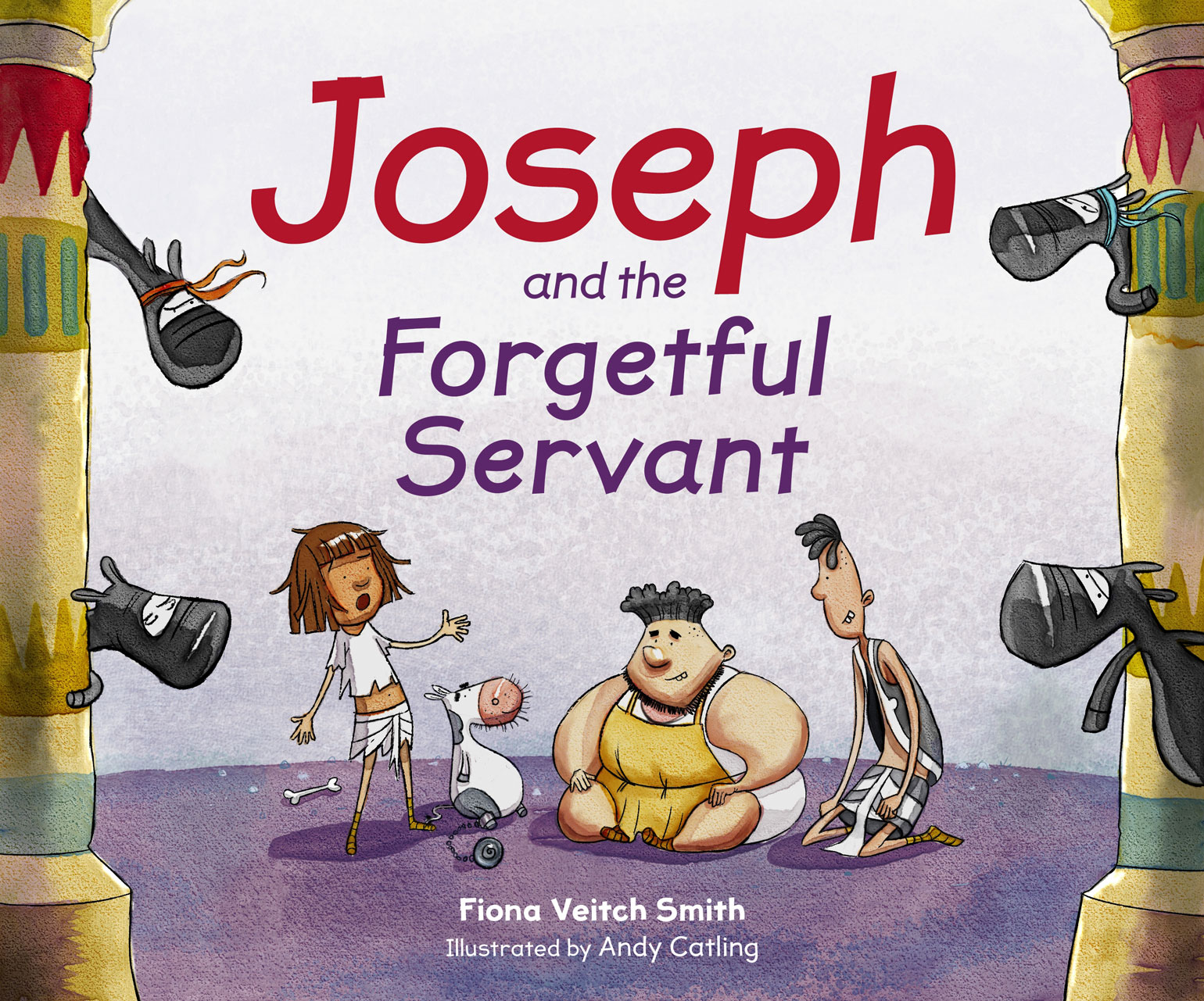 Joseph and the Forgetful Servant