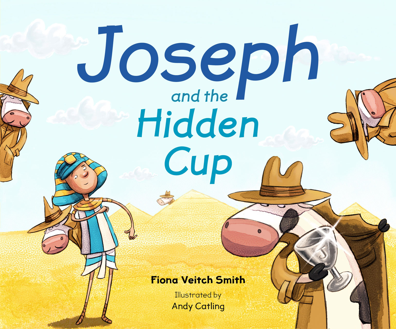 Joseph and the Hidden Cup