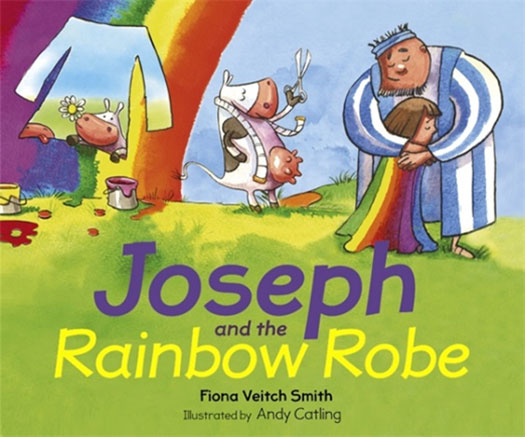 Joseph and the Rainbow Robe