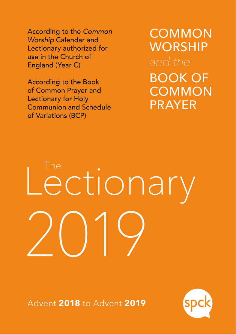 common worship lectionary 2019 paperback