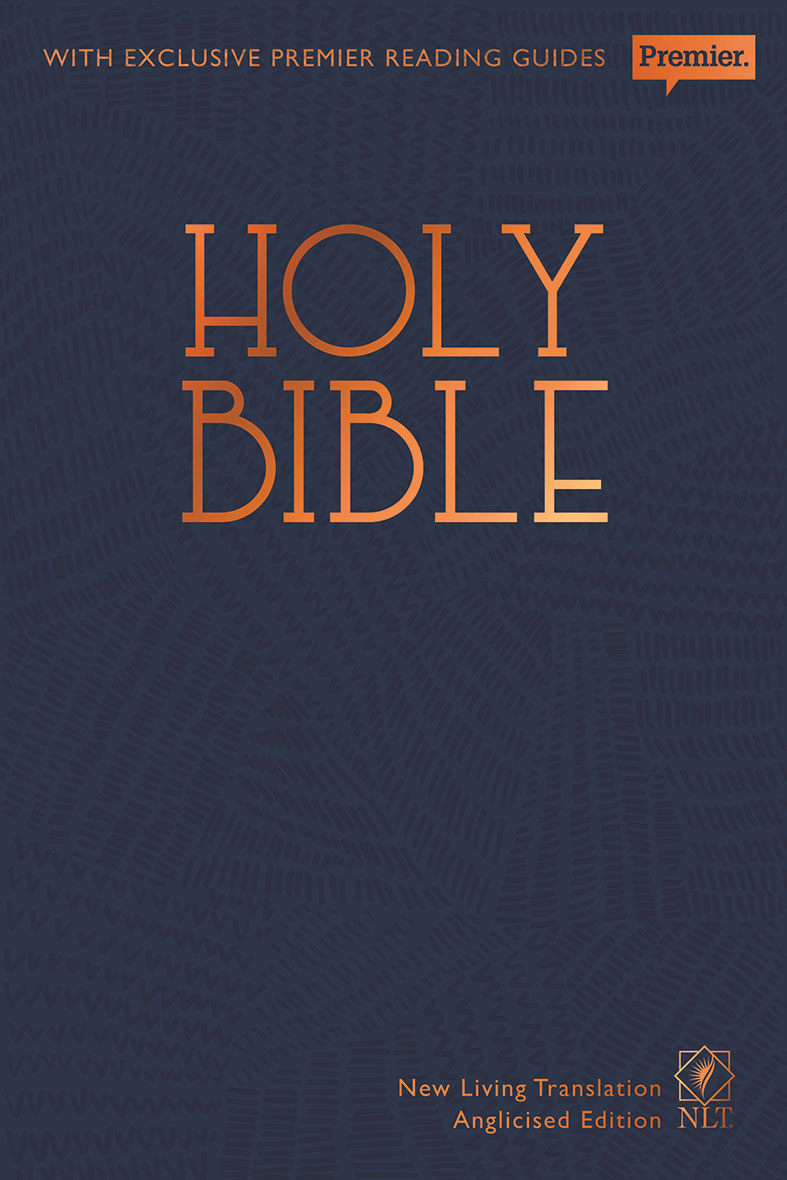 Holy Bible: New Living Translation Premier Edition