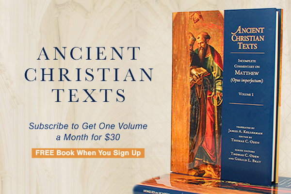 Ancient Christian Texts Commentary Program
