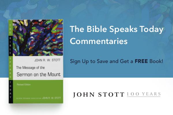 Bible Speaks Today Commentary Program