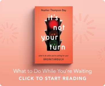 It's Not Your Turn Excerpt