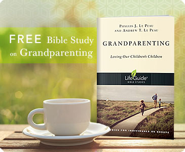 Get a Free Bible Study on Grandparenting