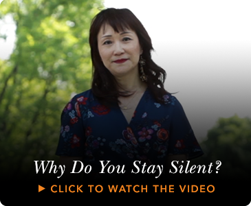 Featured Video, Raise Your Voice by Kathy Khang