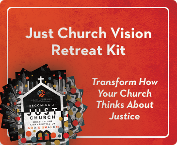Just Church Vision Retreat Kit