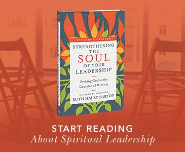 Start Reading About Spiritual Leadership
