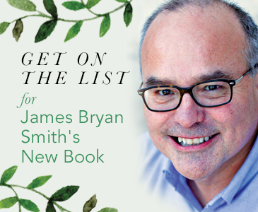 Sign Up for Updates from James Bryan Smith