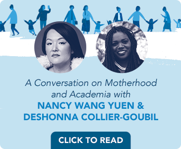 Click to Read Intreview on Motherhood and Academia