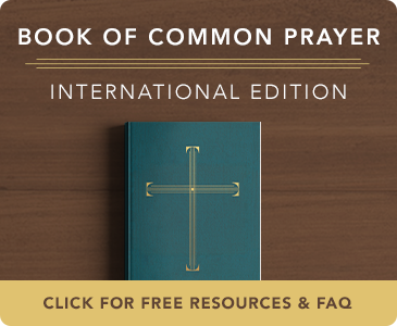 Book of Common Prayer International Edition