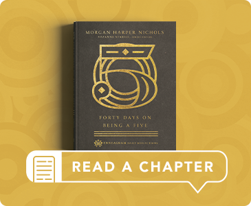 40 Days on Being a Five Sample Chapter