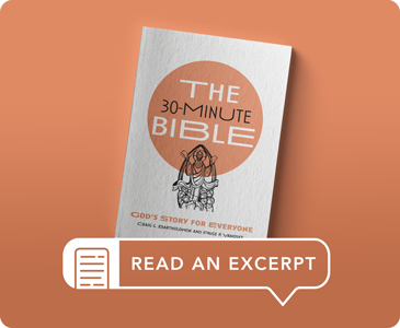 """Read an Excerpt from """"The 30-Minute Bible"""""""