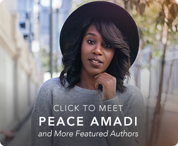 Click to Meet Peace Amadi and More Featured Authors