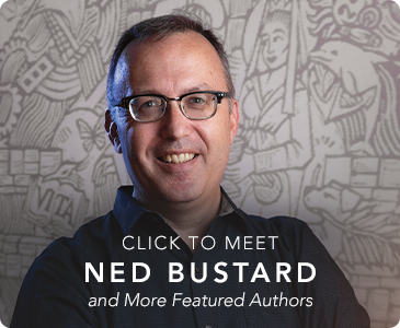 Featured Author - Ned Bustard