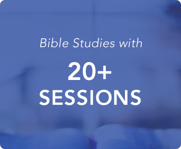 Bible Studies with 20+ Sessions
