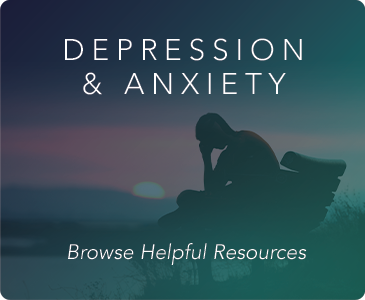 Click for Books on Anxiety and Depression
