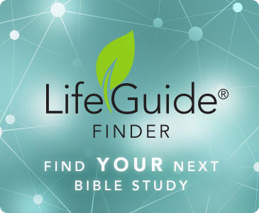 Find Your Next Bible Study Guide with the LifeGuide Finder