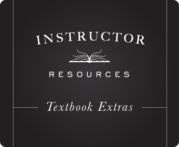Request Instructor Resources