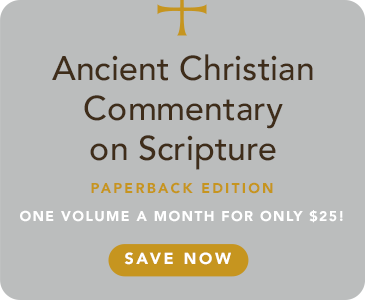 Ancient Christian Commentary on Scripture Program