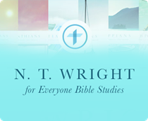 N. T. Wright for Everyone Bible Study Guides
