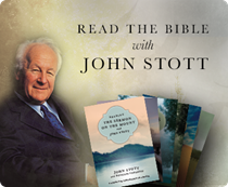 Reading the Bible with John Stott Series