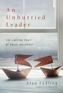 An Unhurried Leader