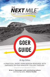 The Next Mile - Goer Guide All-Age Edition