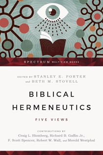 Biblical Hermeneutics