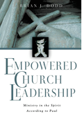Empowered Church Leadership