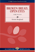 Broken Bread, Open Eyes (1 Reader)