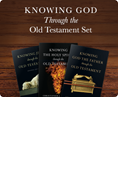 Knowing God Through the Old Testament Set