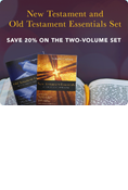 New Testament and Old Testament Essentials Set