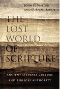 The Lost World of Scripture