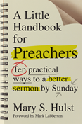 A Little Handbook for Preachers