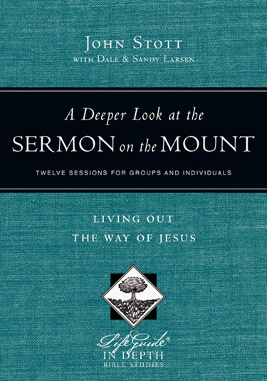 A Deeper Look at the Sermon on the Mount