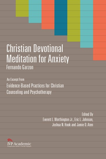 Christian Devotional Meditation for Anxiety