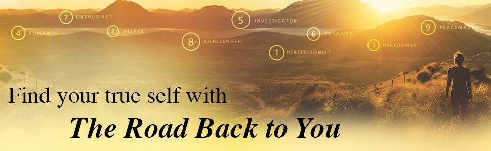 Find your true self with The Road Back to You