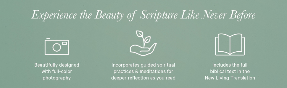 Experience the Beauty of Scripture Like Never Before